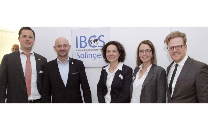 Wirtschaftsförderung Solingen: Startschuss für das IBCS