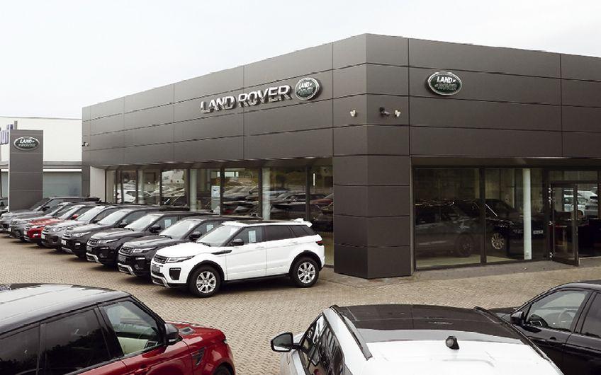 Premiummarke Land Rover