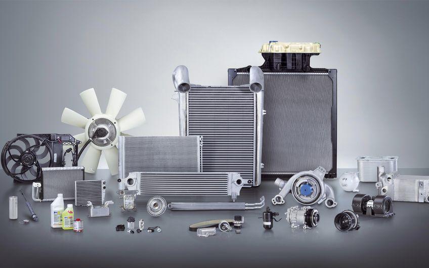 Zubehör eines Zubehörs: die Komponenten eines Kühlers (Foto: ©vege – stock.adobe.com)