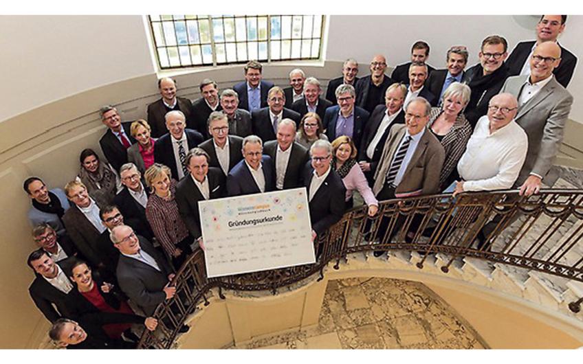 Der Vereinsvorstand und die Mitglieder freuen sich über die Entscheidung des Landtags (Foto: IHK)