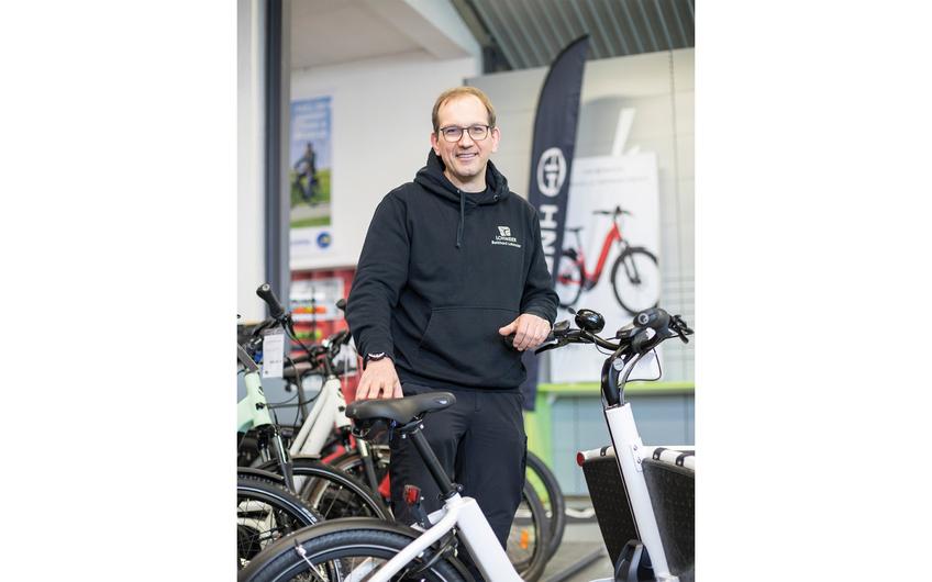 E-Cargo-Bikes liegen stark im Trend