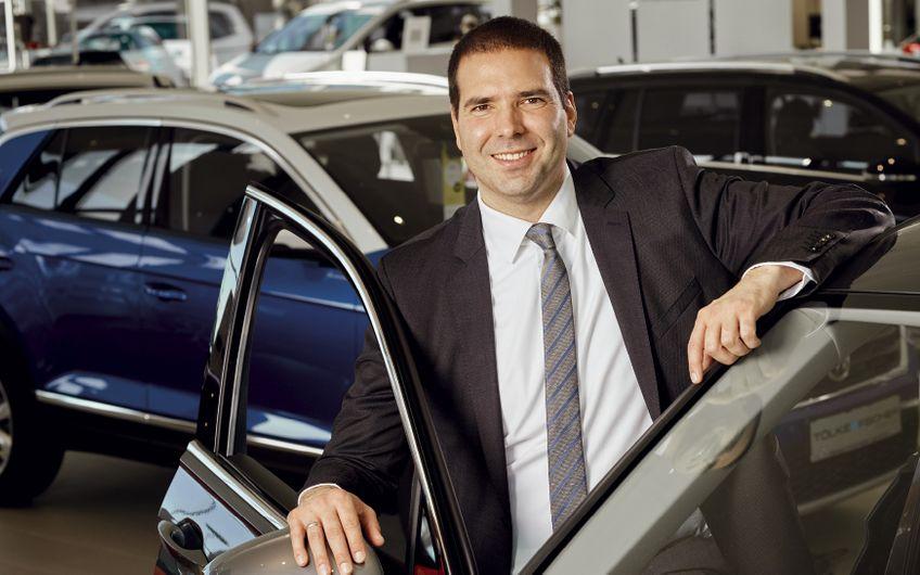 Sascha Ranz, Geschäftsführer des Mobilitätsdienstleisters Mofuma