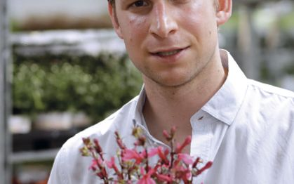 Alexander Cox, Geschäftsführer Blumengroßhandel Gebrüder Cox