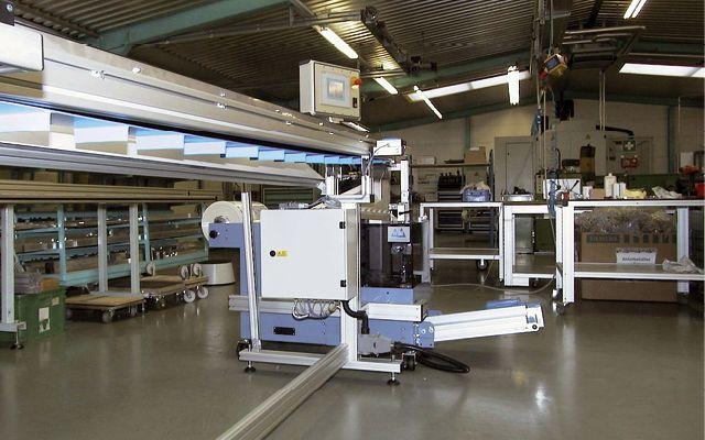 Gabler Industrie-Service : Vollautomatisch verpackt