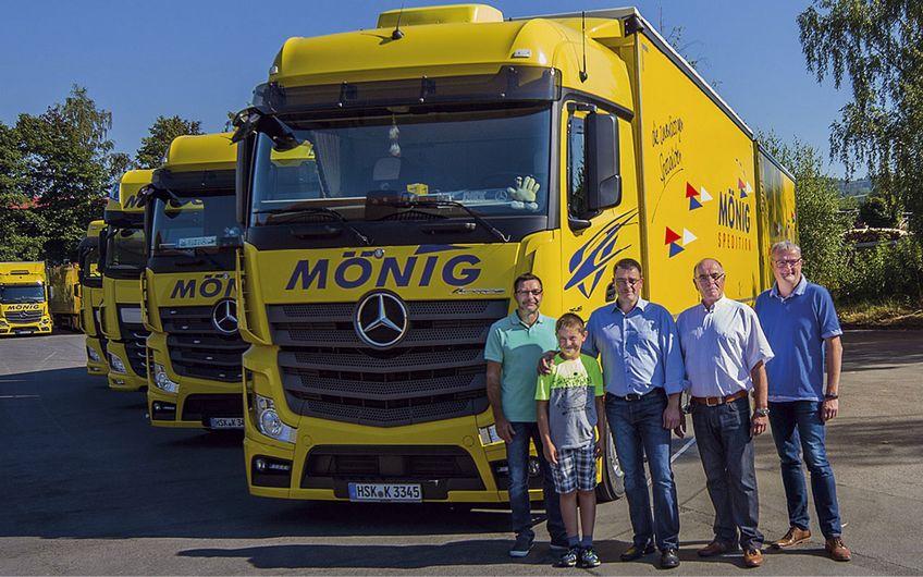 """Rosier Gruppe (Rosier Holding GmbH): """"Effiziente, umweltbewusste  Transportdienstleistungen"""""""