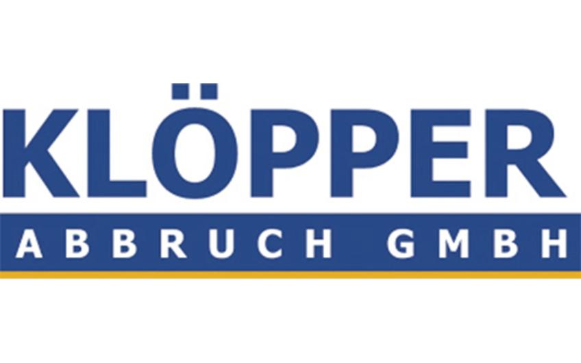 Klöpper Abbruch