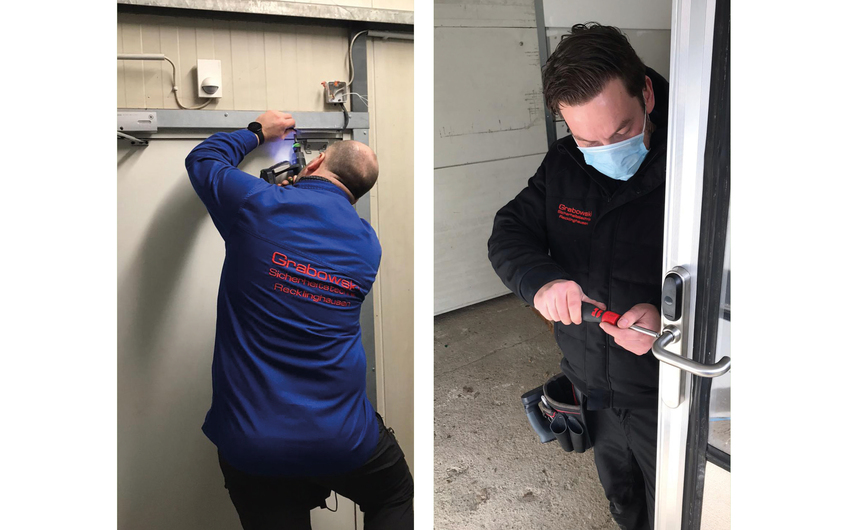 Grabowski Sicherheitstechnik ist Spezialist für die Absicherung von Gebäuden, ihren Bewohnern und deren Eigentum