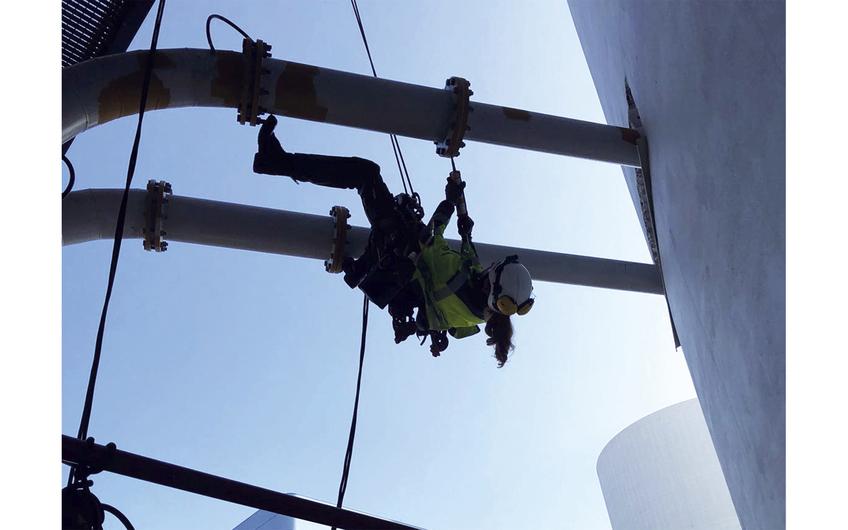 BUCHEN KraftwerkService: Industriedienstleistungen mit Besonderheiten