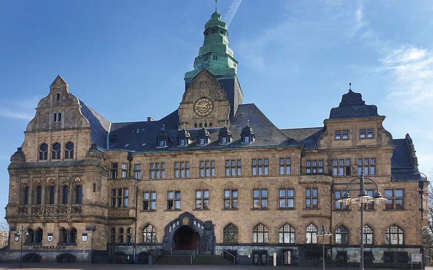 Deutschlands schönstes Rathaus steht in Recklinghausen und auf der Referenzliste der Schaffrick Ingenieure GmbH