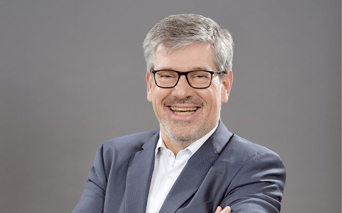 Dr. Ulrich Schückhaus, Vorsitzender der EWMG-Geschäftsführung
