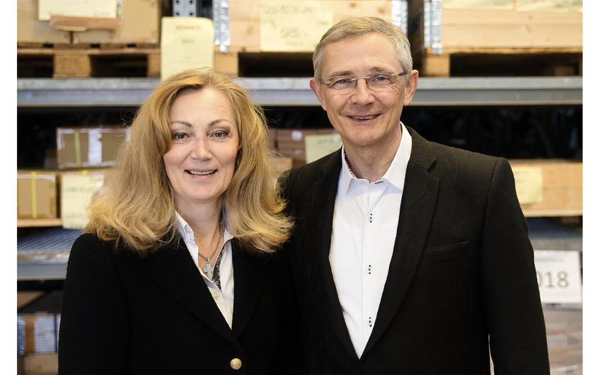 Valentina und Heinz-Jürgen Weinrich