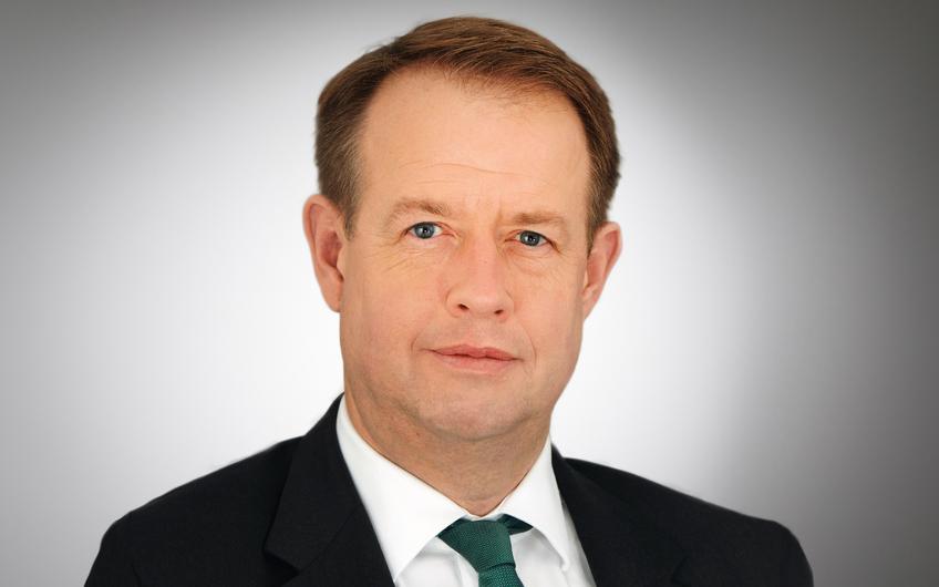Michael Kalthoff, Finanzvorstand der RAG Aktien- gesellschaft und Vorsitzender der Geschäftsführung der RAG Montan Immobilien (© RAG Montan Immobilien / Volker Wiciok)