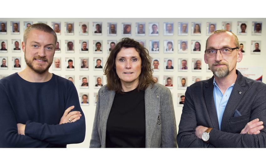 Regh Holding: Kreatives Kompetenzkollektiv