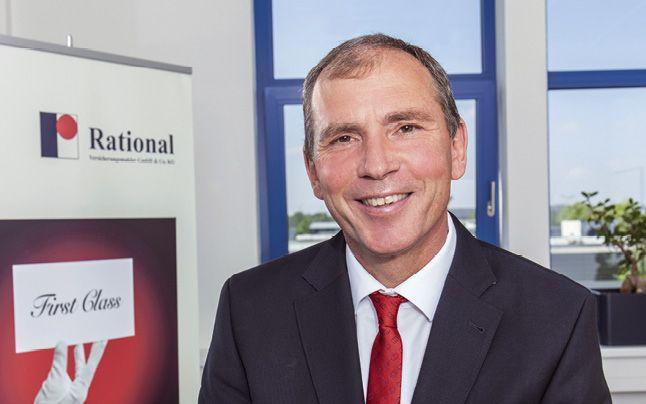 Geschäftsführer Martin Reddehase