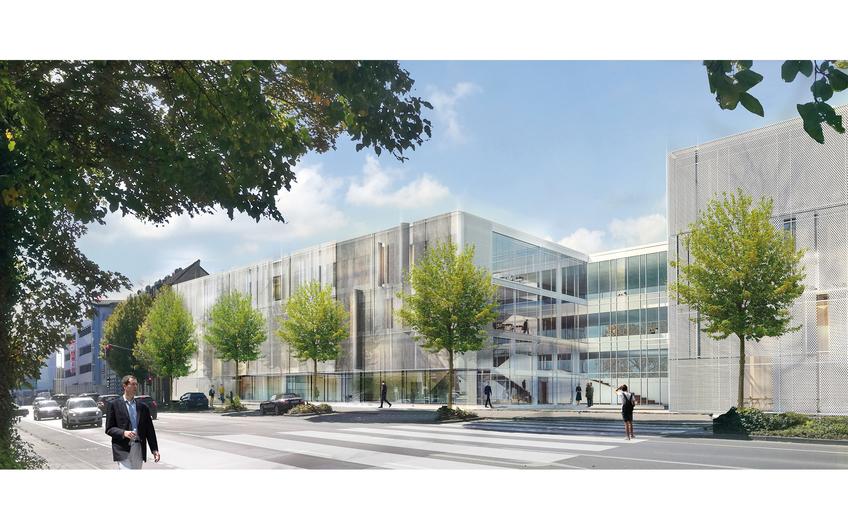 Schrammen Architekten BDA: Am Puls der Zukunft