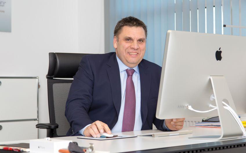 Michael Butzen ist Gründer und geschäftsführender Gesellschafter der Unternehmensberatung condumani (Foto: Axel Wascher )