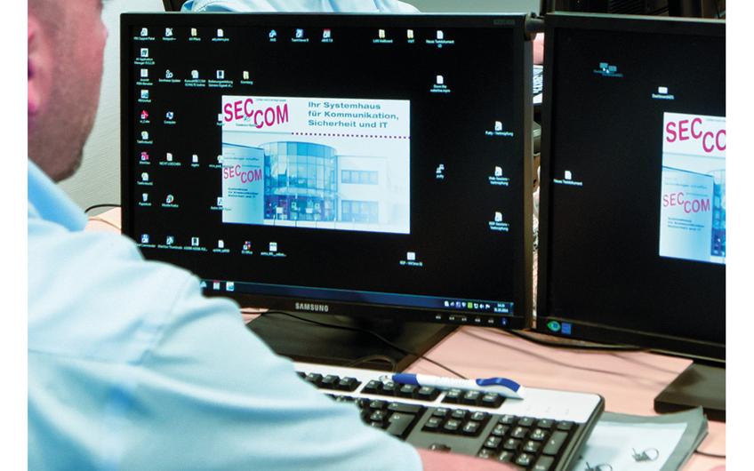 SEC-COM sucht Mitarbeiterinnen und Mitarbeiter