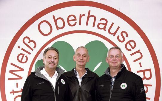Rot-Weiß Oberhausen: Ein Verein auf dem Sprung