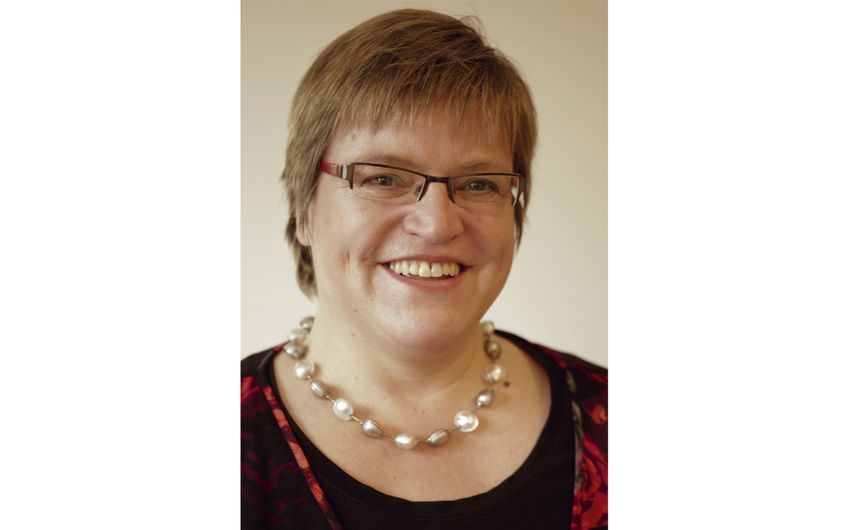 Autorin und Finanzcoach Gisela Enders