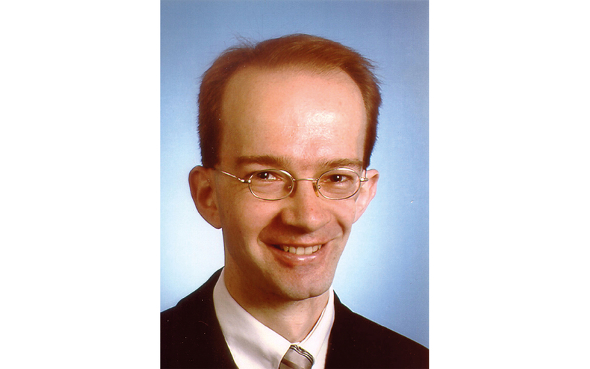 Dr. Eric Meyer, Geschäftsführer des Instituts  für Genossenschaftswesen in Münster (Foto: E. Meyer)