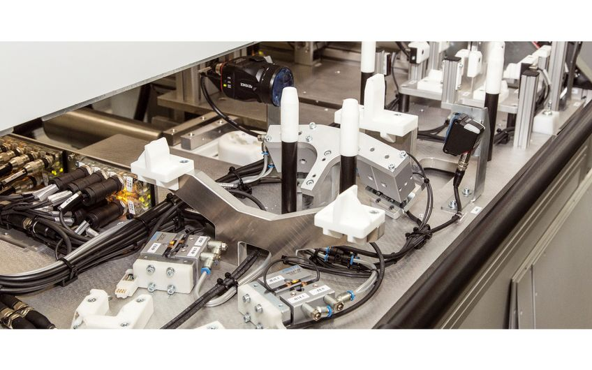P+K Maschinen- und Anlagenbau: Individuelle Handarbeit