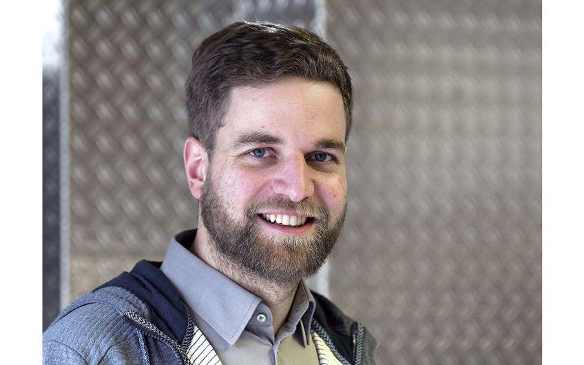 Geschäftsführer Nils Amerkamp