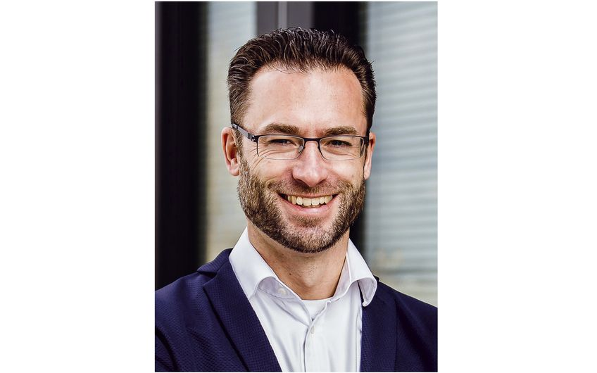 Christoph Bauer, Geschäftsführer entrafin GmbH