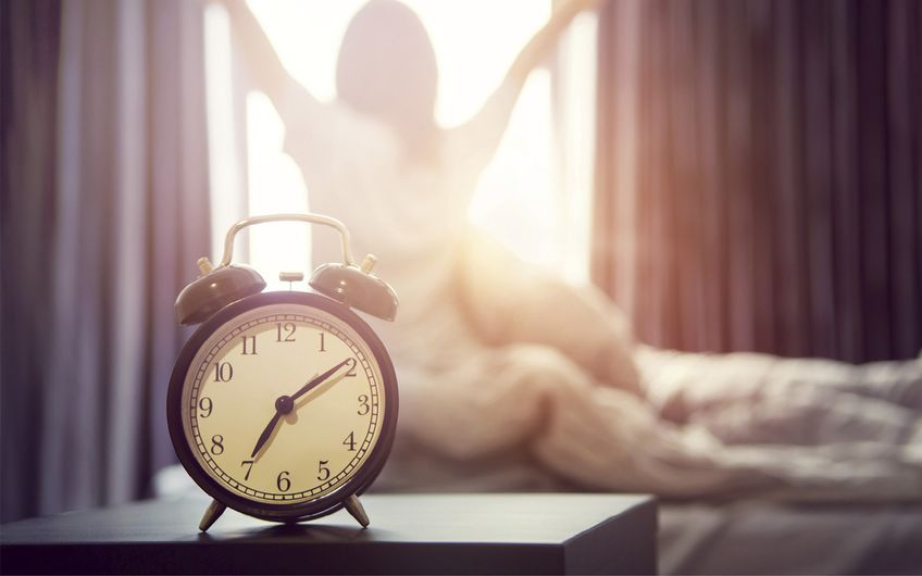 Gesundes Schlafen: Work-Life-Sleep in Balance?