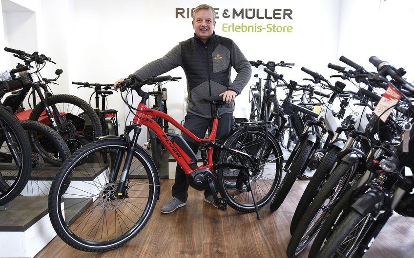 """Frank Korte: """"Der Fahrradspezialist"""""""
