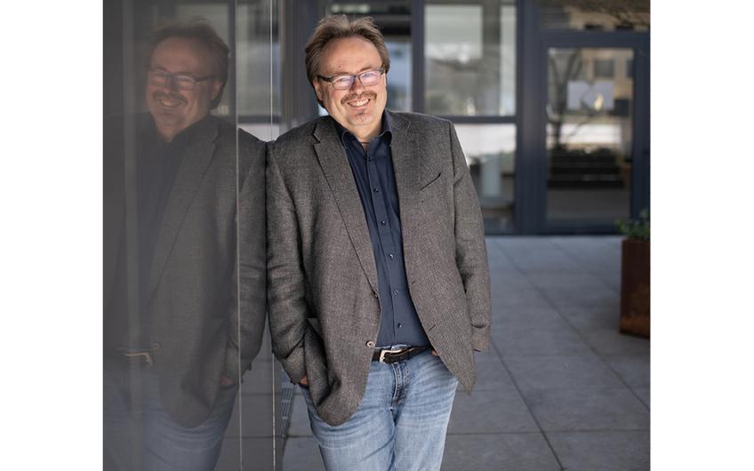 Geschäftsführer Olaf Broekmans