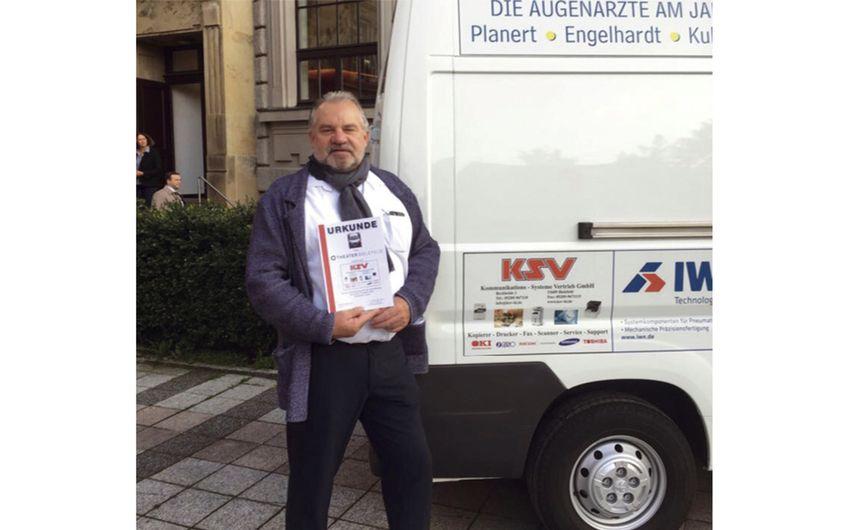 KSV Kommunikations-Systeme-Vertrieb