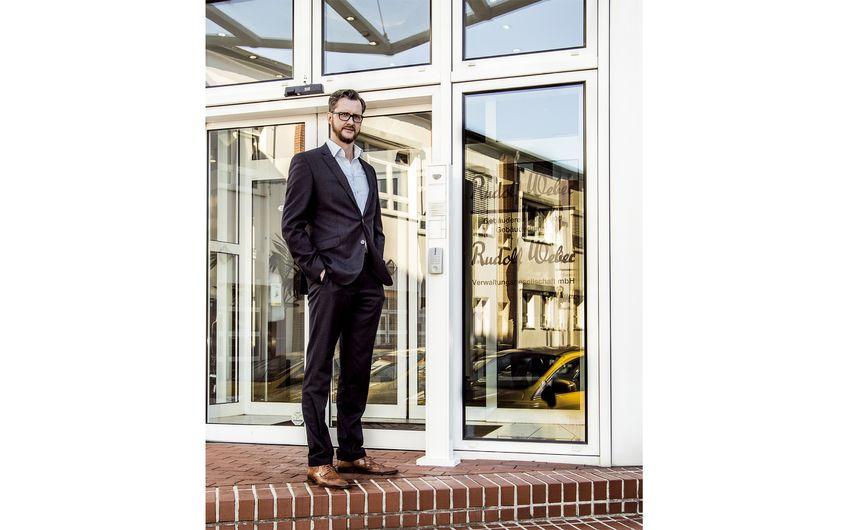 Rudolf Weber Gebäudedienste: Gebäudedienstleister auf Expansionskurs