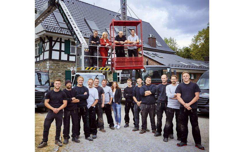 Georg Barnert Bedachungen: Qualität vom Dach bis in den Keller