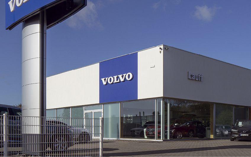 Premiummarke Volvo