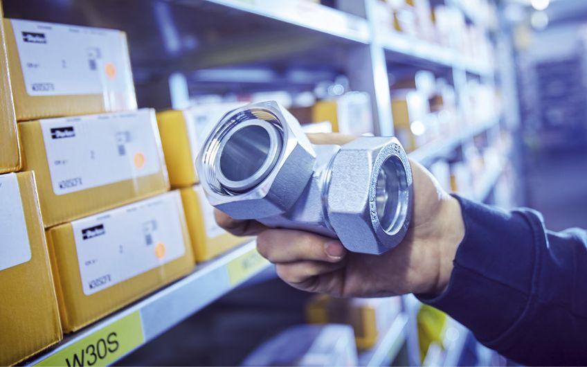 Innovative Verschraubungssysteme zählen ebenfalls zum Portfolio (Foto: Christoph Meinschäfer)