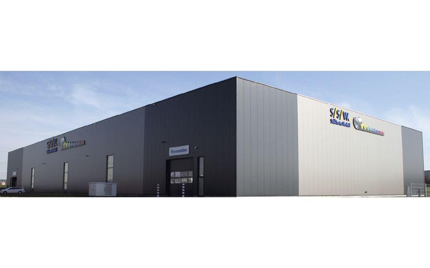 SSW Stahl-Service Westhoff GmbH & Co. KG: Farbenvielfalt bei Flachstahl