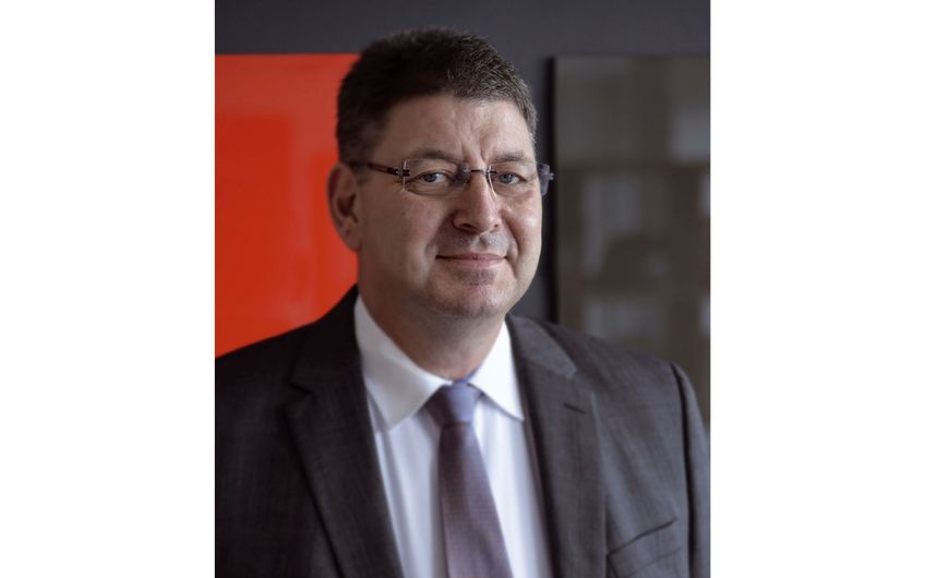 Geschäftsführer und Firmeninhaber Volker Schräger-Enkirch