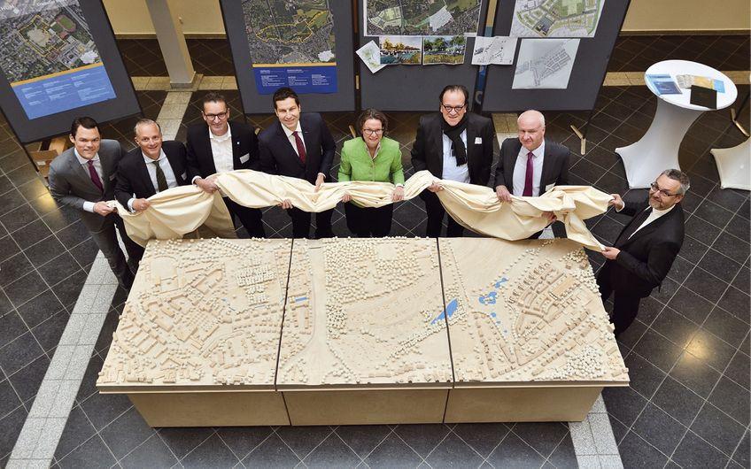 Stadt Bochum: Initiative für den Wohnungsbau