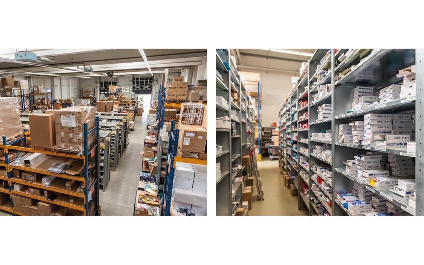 Als Vollsortimenter beliefert die Firma Kohlsmann ihre Kunden deutschlandweit aus einem Produktportfolio, das über 13.000 Artikel umfasst