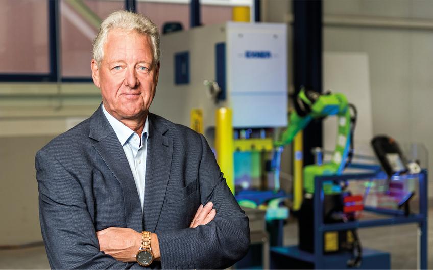 Reinhard Schubert – CEO SCHUBERT-Group