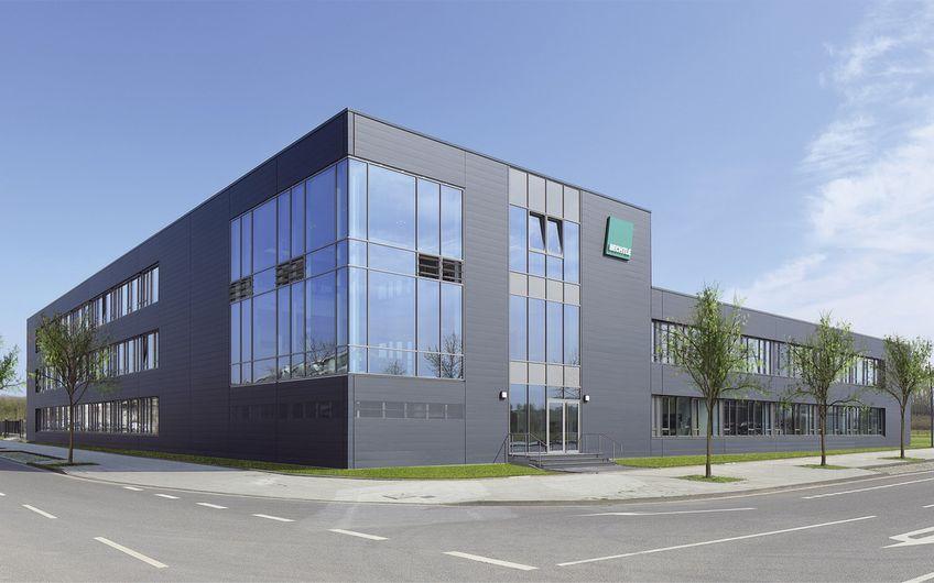 Viel Platz für die Zukunft: das moderne Bürogebäude von Bechtle in Dortmund