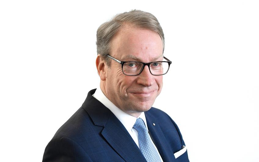 Dr. Martin Alberts, Rechtsanwalt und Notar, Fachanwalt für Handels- und Gesellschaftsrecht (© Gerd Lorenzen)