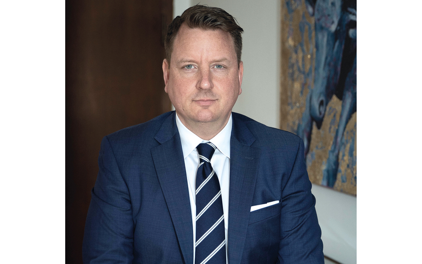 Geschäftsführer Stefan Schumacher