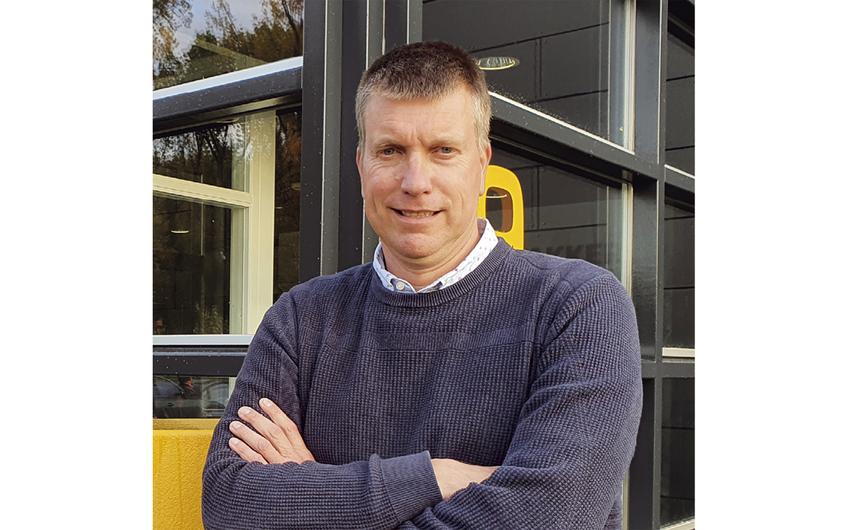 Geschäftsführer Wiljan Laarakkers