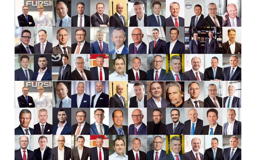 Die Mächtigsten Manager in Köln-Bonn-Aachen
