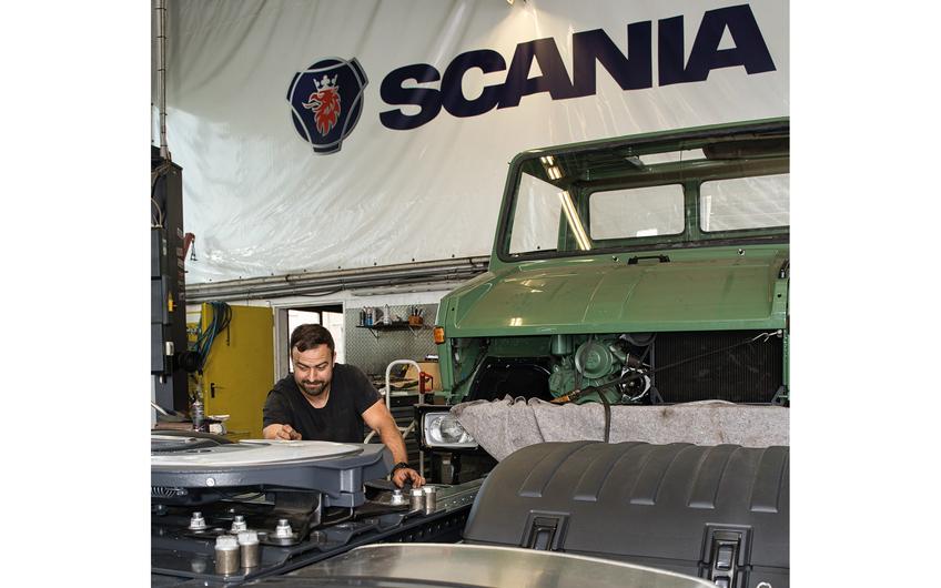 Schraven Truck & Trailer Service: Kundenoptimierte Servicekompetenz