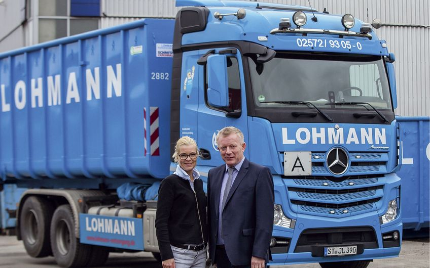 Lohmann Containerdienst: Eine saubere Sache