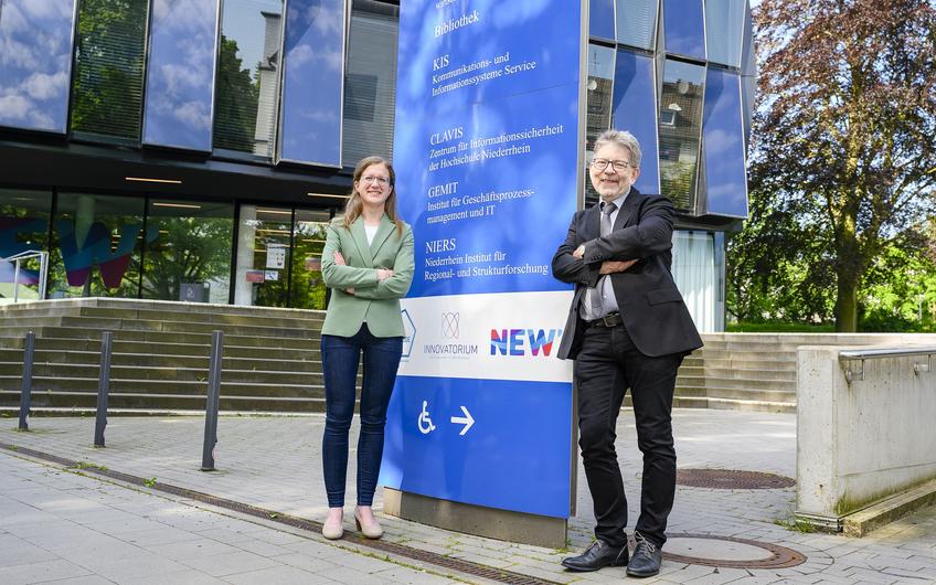 Hochschule Niederrhein: (Ausg. 03/21)