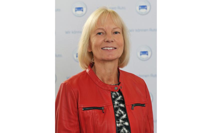 Antje Woltermann ist Geschäftsführerin beim Zentralverband Deutsches Kraftfahrzeuggewerbe (© ZDK)