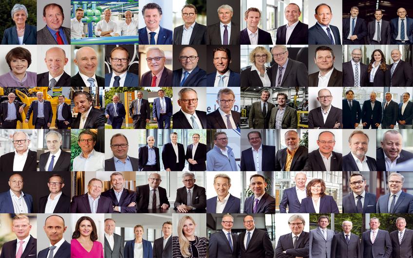 Die Mächtigsten Manager in Südwestfalen